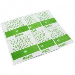 Yamaha Nylon Strings PYCGS