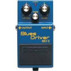 BOSS BD-2 Blues Driver...