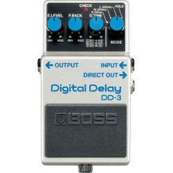 BOSS DD-3 Digital Delay...