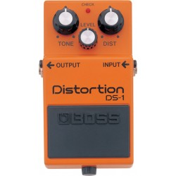 BOSS DS-1 Distortion Guitar...