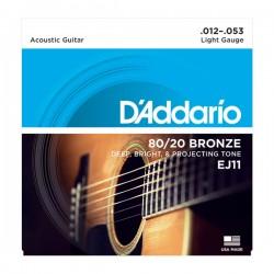 D'Addario EJ11 Acoustic...