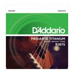 D'Addario EJ87S Soprano...