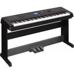 Yamaha DGX-660 Digital Piano B