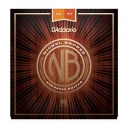 D'Addario NB1047 Nickel...