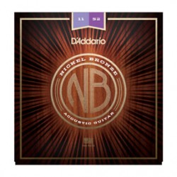 D'Addario NB1152 Nickel...